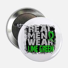 "Real Men NH Lymphoma 2.25"" Button"