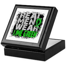 Real Men NH Lymphoma Keepsake Box