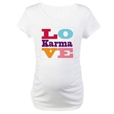 I Love Karma Shirt