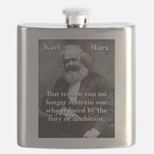 But Reason Can No Longer Restrain - Karl Marx Flas