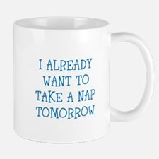 Funny Sleepy Joke Mug