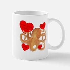 Happy Octopus Mug