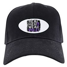 Real Men Hodgkins Lymphoma Baseball Hat