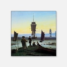 Caspar David Friedrich Stages of Life Square Stick