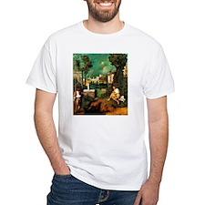 Giorgione The Tempest Shirt