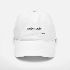 webmaster Baseball Baseball Cap
