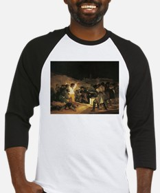 Francisco de Goya The Third Of May Baseball Jersey