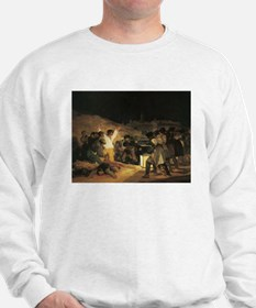 Francisco de Goya The Third Of May Sweatshirt