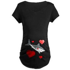 Shark Valentine T-Shirt