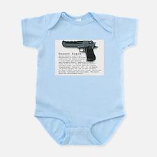 Desert Eagle Infant Bodysuit