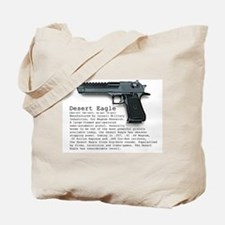 Desert Eagle Tote Bag