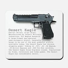 Desert Eagle Mousepad