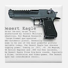 Desert Eagle Tile Coaster