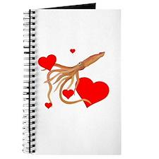Valentine Squid Journal
