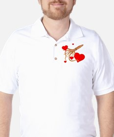 Valentine Squid T-Shirt