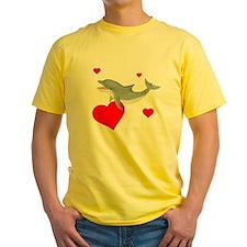 Valentine Dolphin T