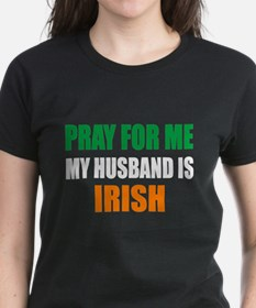 Pray Husband Irish Tee