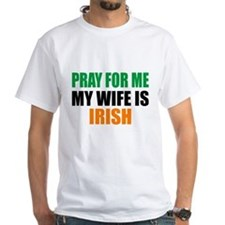 Pray Wife Irish Shirt