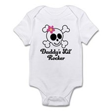 Daddy's Lil Rocker Infant Bodysuit