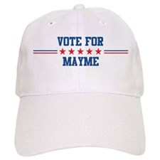 Vote for MAYME Baseball Cap