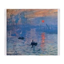 Impression Sunrise Throw Blanket