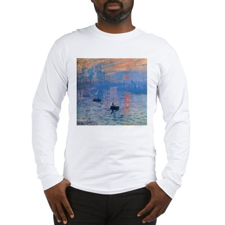 Impression Sunrise Long Sleeve T-Shirt