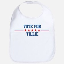 Vote for TILLIE Bib