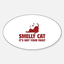 Smelly Cat Decal