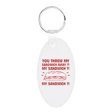 My Sandwich Keychains