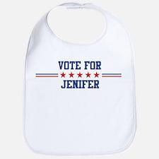 Vote for JENIFER Bib
