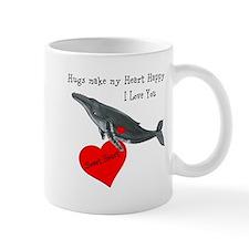 Personalized Whale Mug