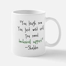 Tech Support Mugs