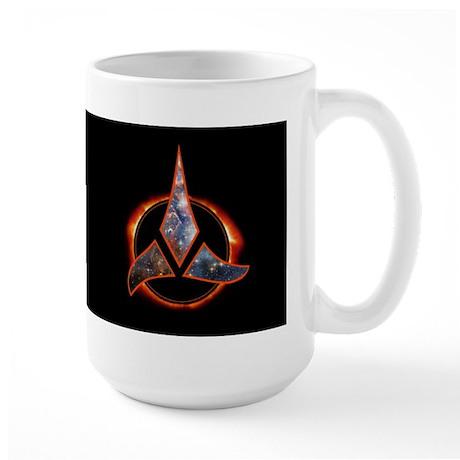 KlingonFireMug Mugs