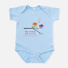 Little Lovebirds Infant Bodysuit