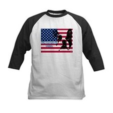 All American Pride, Boston Terrier Tee