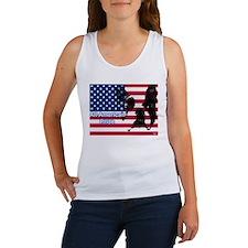 All American Pride, Boston Terrier Women's Tank To