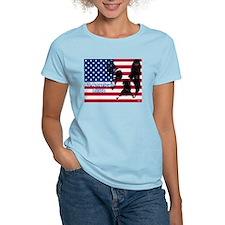 All American Pride, Boston Terrier T-Shirt