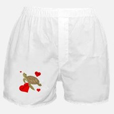 Personalized Turtle Boxer Shorts
