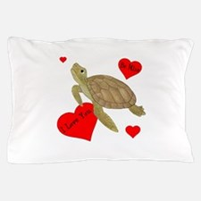 Personalized Turtle Pillow Case