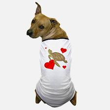Personalized Turtle Dog T-Shirt
