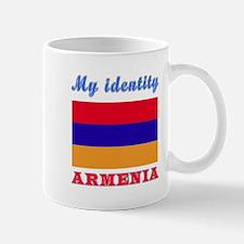 My Identity Armenia Mug
