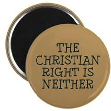 The Christian Right is neither Magnet