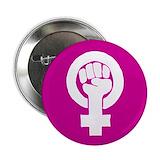 Feminism Buttons
