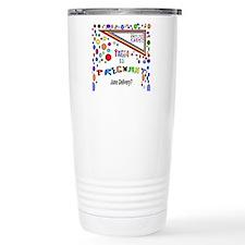 Pregnant Delivery June Travel Mug