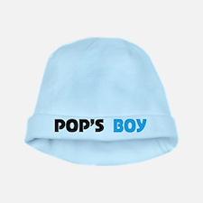 Pops Boy Baby baby hat