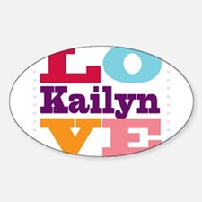 I Love Kailyn Decal