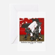 """""""Friends"""" Greeting Cards (Pk of 10)"""