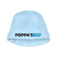 Poppas Boy baby hat