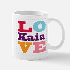 I Love Kaia Mug