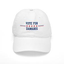 Vote for DAMARIS Baseball Cap